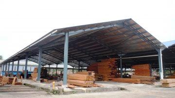 Construction of 2 Units Building at Kilang Papan PESAKA