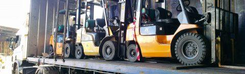 Trading, Equipment & Heavy Machinery Rental :