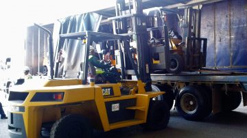 Provision of Rental Material Handling Equipment to Support MILS Warehouse Management Services at (PEMSB)